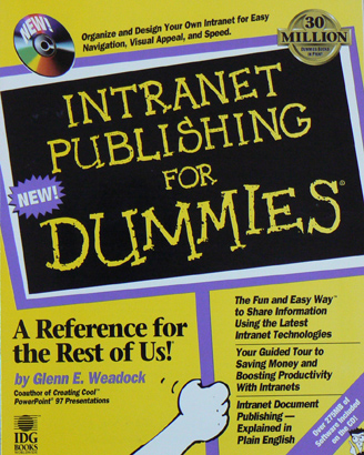 Intranet Publishing For Dummies